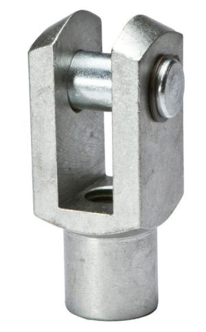 Yoke with threaded hole CETOP (FFF)